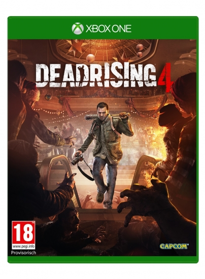 Dead Rising 4 [uncut] (deutsch) (AT PEGI) (XBOX ONE)