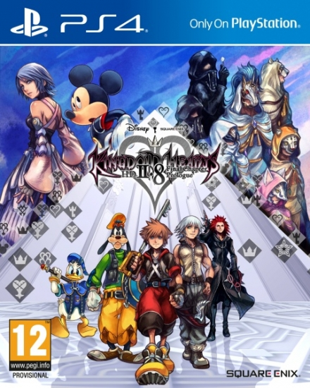 Kingdom Hearts HD 2.8 Final Chapter Prologue (deutsch) (AT PEGI) (PS4)