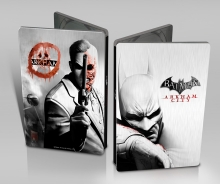 Batman: Arkham City - Limited Steelbook Edition (deutsch) (PS3)