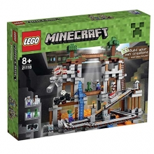 Lego Minecraft 21118 - Mine [neu]