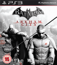 Batman: Arkham City - Robin Edition (PS3)