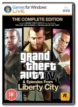 Grand Theft Auto IV & Episodes from Liberty City - The Complete Edition [uncut] (deutsch) (PC)