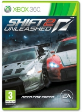 Need for Speed: Shift 2 Unleashed (deutsch) (XBOX360)