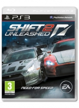 Need for Speed: Shift 2 Unleashed (deutsch) (PS3)