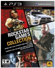 Rockstar Games Collection Edition 1 (englisch - deutsch) (US) (PS3)