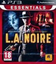 L.A. Noire [Essentials] (deutsch) (AT PEGI) (PS3)