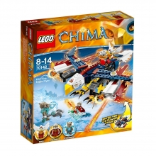Lego Legends of Chima 70142 - Eris' Feueradler [neu]