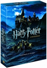 Harry Potter 1-7 - Complete Collection (8 DVDs) (deutsch) (EU-Import) (DVD)