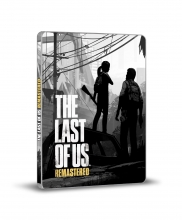 The Last of Us Remastered - Steelbook Edition [uncut] (deutsch) (DE) (PS4)