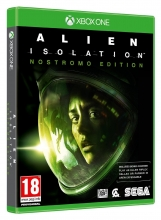 Alien Isolation - Nostromo Edition [uncut] (deutsch) (EU) (XBOX ONE)