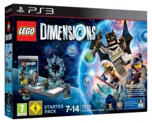 LEGO Dimensions - Starter Pack (deutsch) (AT) (PS3)