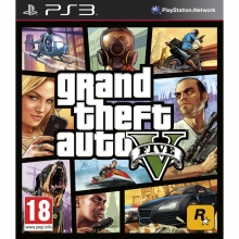 Grand Theft Auto V [uncut] (deutsch) (AT) (PS3)