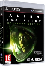 Alien Isolation - Nostromo Edition [uncut] (deutsch) (EU) (PS3)