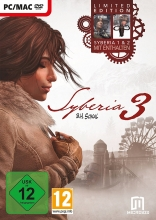 Syberia 3 - Limited Edition (deutsch) (AT PEGI) (PC DVD)