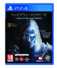 Mittelerde: Mordors Schatten - Game of the Year Edition [uncut] (deutsch) (EU) (PS4)