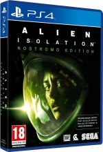 Alien Isolation - Nostromo Edition [uncut] (deutsch) (EU) (PS4)