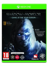 Mittelerde: Mordors Schatten - Game of the Year Edition [uncut] (deutsch) (EU) (XBOX ONE)