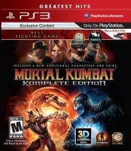 Mortal Kombat (2011) - Komplete Edition [Greatest Hits] [uncut] (deutsch) (PS3)