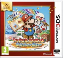 Paper Mario Sticker Star - Nintendo Selects (deutsch) (AT) (3DS)