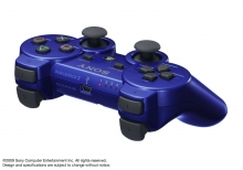 Dualshock 3 Wireless Controller Blue (blau) (PS3)