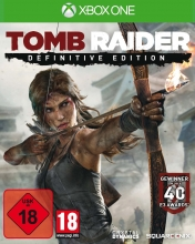 Tomb Raider (2013) HD - Definitive Edition - Day 1 Digi-Pack [uncut] (deutsch) (AT) (XBOX ONE)