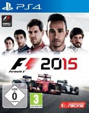 F1 2015 (Formula 1 2015) (deutsch) (AT PEGI) (PS4)
