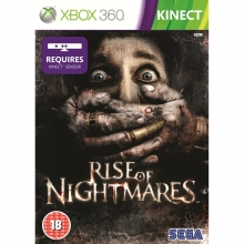 Rise of Nightmares (Kinect Compatible) [uncut] (XBOX360)