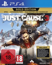 Just Cause 3 - Gold Edition (deutsch) (AT PEGI) (PS4)