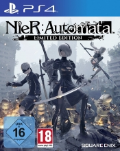 Nier Automata -  Limited Steelbook Edition [uncut] (deutsch) (AT PEGI) (PS4) inkl. 6 DLCs