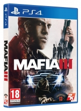 Mafia 3 - D1 Edition [uncut] (deutsch) (AT PEGI) (PS4) inkl. 6 DLC