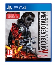 Metal Gear Solid V: The Definitive Experience [uncut] (deutsch) (AT PEGI) (PS4)