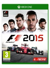 F1 2015 (Formula 1 2015) (deutsch) (EU) (XBOX ONE)