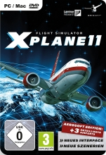 Flight Simulator X-Plane 11 (deutsch) (AT PEGI) (PC DVD)