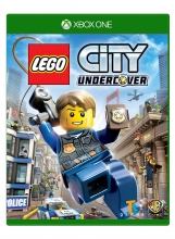 LEGO City Undercover (deutsch) (AT PEGI) (XBOX ONE)