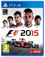 F1 2015 (Formula 1 2015) (deutsch) (EU) (PS4)