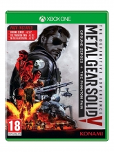 Metal Gear Solid V: The Definitive Experience [uncut] (deutsch) (AT PEGI) (XBOX ONE)