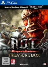 AoT - Wings of Freedom (based on Attack on Titan) - Treasure Box (deutsch) (AT PEGI) (PS4)