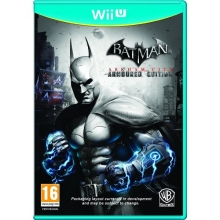 Batman Arkham City: Armoured Edition (deutsch) (AT) (Wii U)