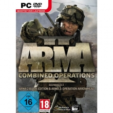 Armed Assault II (ArmA 2): Combined Operations (deutsch) (AT) (PC)