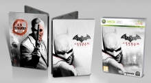 Batman: Arkham City - Limited Steelbook Edition (deutsch) (XBOX360)