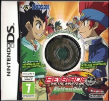 Beyblade Metal Master - Nightmare Rex (deutsch) (AT PEGI) (DS) inkl. SW145SD-Beyblade