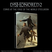 Dishonored 2 Limited Edition Steelbook [G2] (PC/PS4/XBOX ONE)