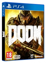 Doom - D1 Edition [uncut] (deutsch) (AT PEGI) (PS4) inkl. Demon Multiplayer Pack