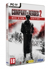 Company of Heroes 2 - Collector's Edition [Steelbook] [uncut] (deutsch) (AT) (PC) + Theatre of War DLC