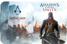 Assassin's Creed 5 Unity Steelbook (PC/PS4/XBOX ONE)