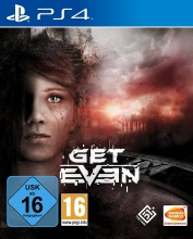 Get Even (deutsch) (AT PEGI) (PS4)