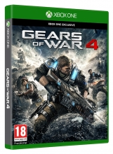 Gears of War 4 - D1 Edition [uncut] (deutsch) (AT) (XBOX ONE) inkl. Gears of War Collection / 6 DLC