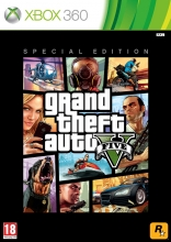 Grand Theft Auto V - Special Edition [uncut] (deutsch) (AT) (XBOX360) + Atomic-Luftschiff DLC