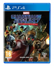 Guardians of the Galaxy - The Telltale Series (deutsch) (AT PEGI) (PS4)