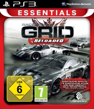Race Driver GRID - Reloaded [Essentials] (deutsch) (EU) (PS3)